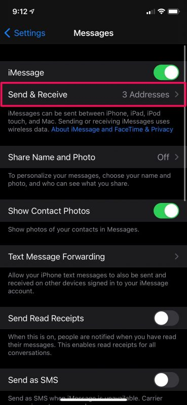 How to Use Email Instead of Phone Number for iMessage on iPhone
