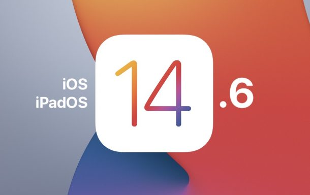 iOS 14.6 and iPadOS 14.6 update