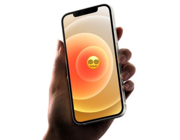 OLED PWM on iPhone
