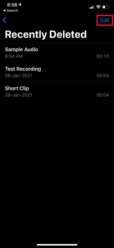 3 Ways to Recover Deleted Voice Memos on iPhone