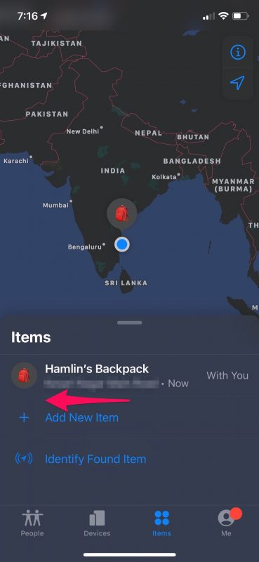 How to Remove AirTag from Find My on iPhone