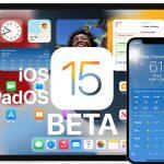 iOS 15 public beta and iPadOS 15 public beta