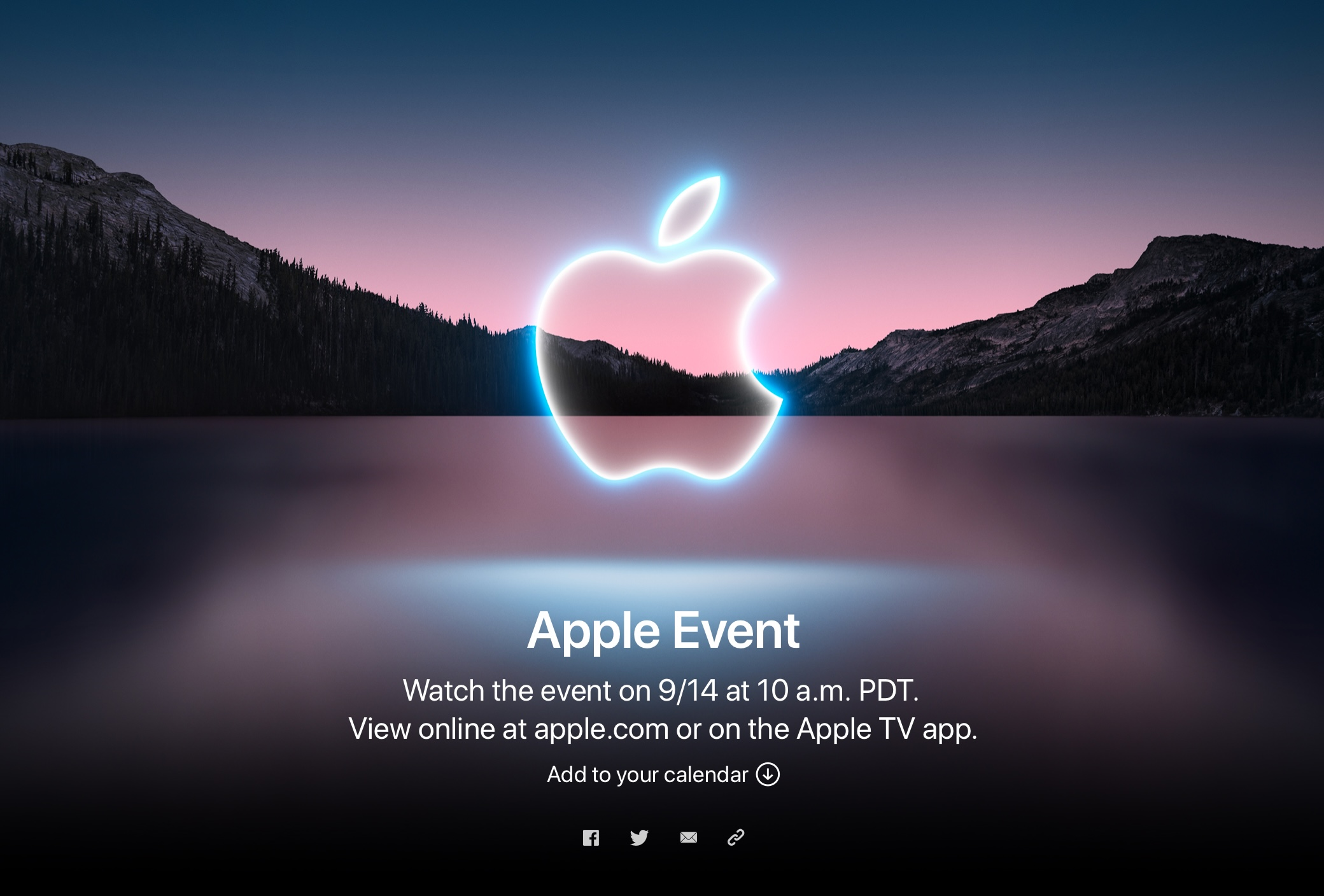 Apple Event Set for September 14, iPhone 13 Expected | OSXDaily