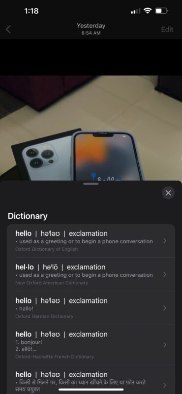 How to Use Live Text on iPhone