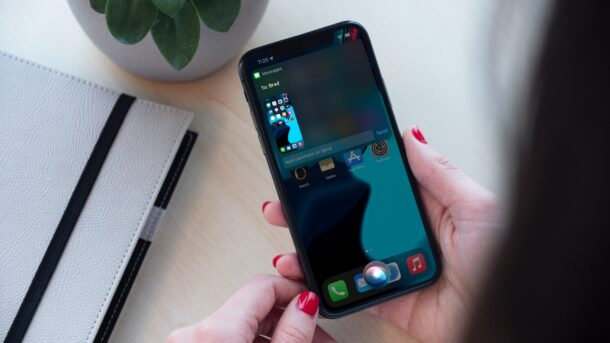 How to Share a Screenshot with Siri